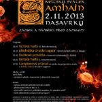 Samhain – keltové oslaví Nový rok