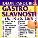 Gastro slavnosti v Ideonu