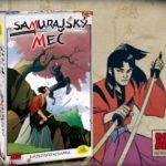 Samurajský meč – novinka od ALBI