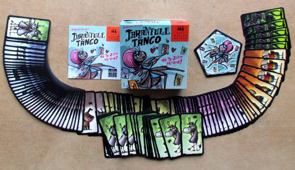 Recenze: Tarantule Tango - tanec s pavouky