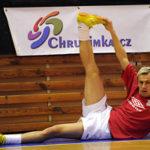 Chrudim zvítězila nad Rumuny, dnes proti Charkovu