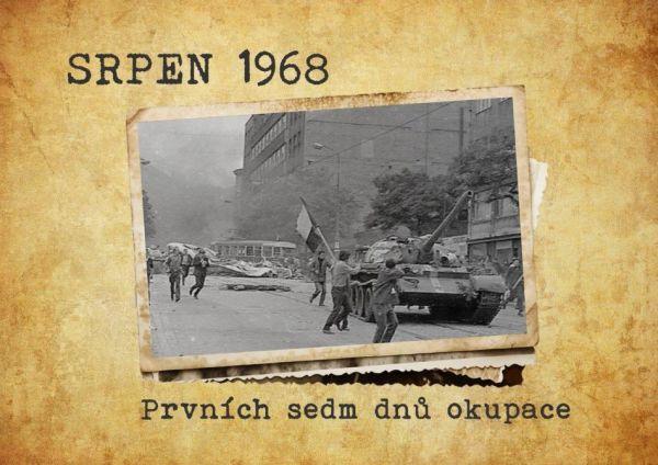 Stáhněte si e-knihu Srpen 1968: Prvních sedm dní okupace, Foto: Filip Rožánek
