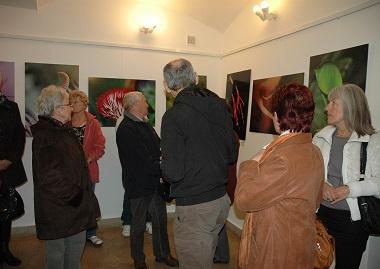 Slavnostní zahájení výstavy