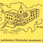 Cesta za pokladem Obchodní akademie Chrudim