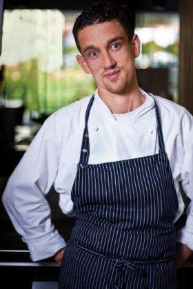 Jakub Tabak, šéfkuchař Restaurace Aquarium