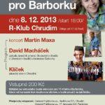 Koncert pro Barborku