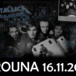 Metallica vystoupí v Krouně