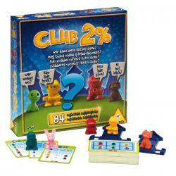 Dětská společenská hra - Club 2%