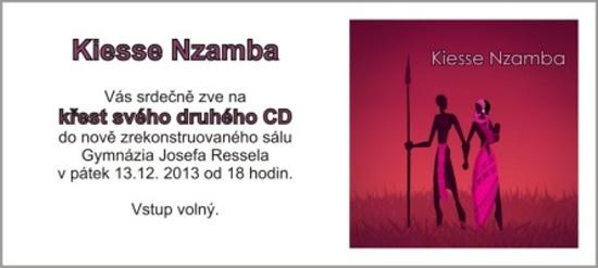 Nové CD afrických spirituálů přichází