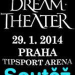 Soutěž o vstupenky na koncert Dream Theatre