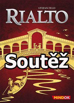 Soutěž o deskovou hru Rialto