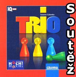 Soutěž o deskovou hru TRIO