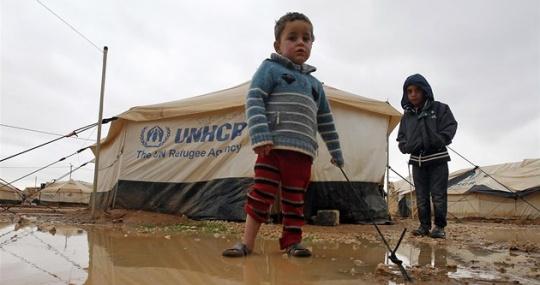 Sirie dítě