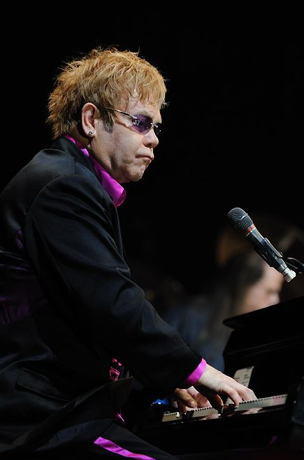 Elton John, foto: (c) 2011 FotoZajda.cz