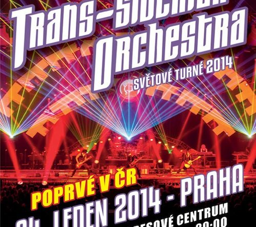 Trans Siberian Orchestra s unikátní rockovou show v lednu poprvé v České republice