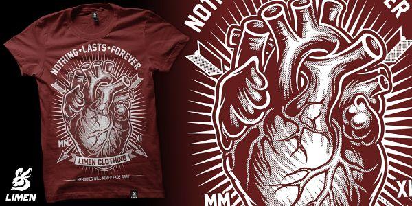 Soutěž o dvě značková trička LIMEN CLOTHING
