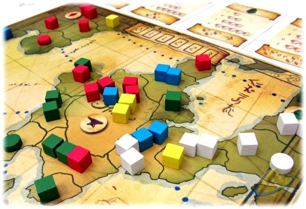 Soutěž u strategickou hru Minutová říše