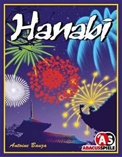 Hanabi, aneb hra o nejkrásnější japonský ohňostroj