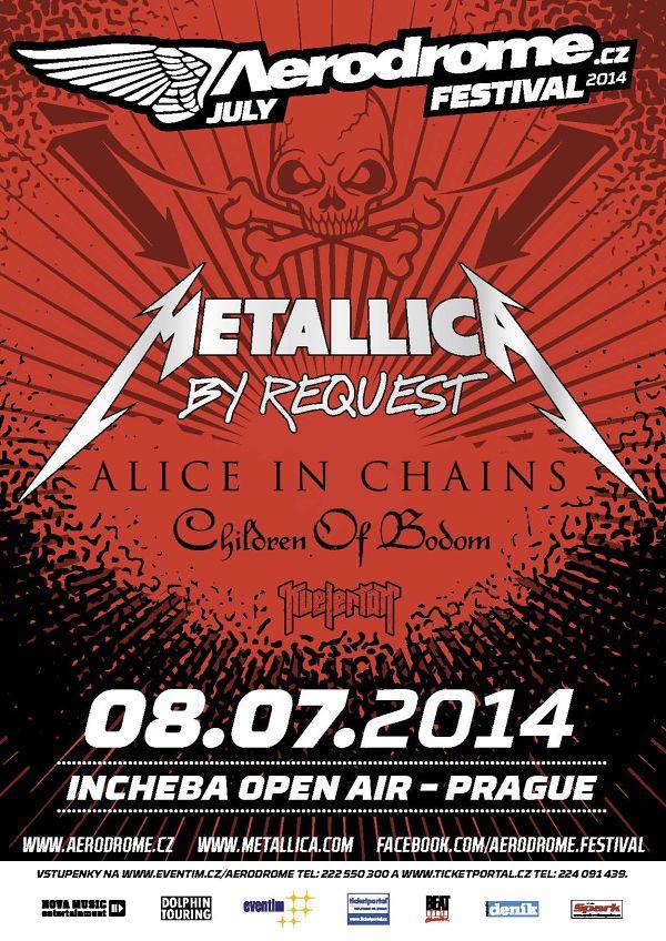Alice In Chains posilují line up Aerodrome festivalu