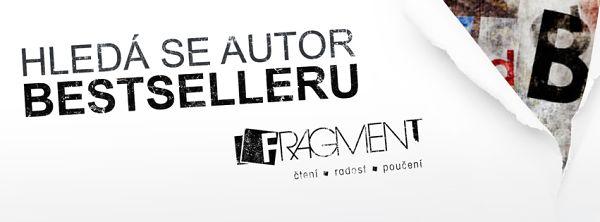 Šance vydat knihu s Fragmentem je opět tu!