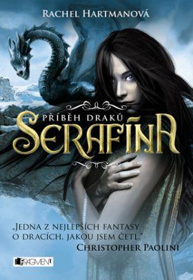 Knižní tip - Serafína - Příběh draků