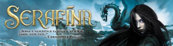 Soutěž o knihu - Serafína - Příběh draků