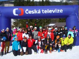 S ČT sport na vrchol - účastníci 3. ročníku