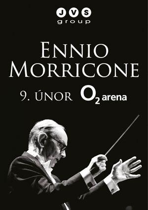 Legenda filmové hudby Ennio Morricone přijíždí do Prahy