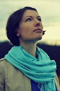 Jóga přináší Báře harmonii, vnitřní klid a radost, foto: Andrea Skřivánková
