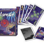 Soutěž o karetní hru Hanabi