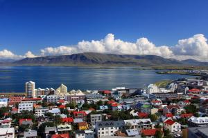 Pěšky od moře k moři - Island