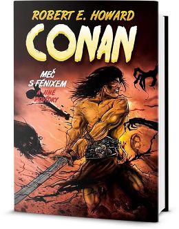Knižní tip - Conan - Meč s Fénixem a jiné povídky