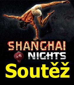 Soutěž o vstupenky na Čínský národní cirkus