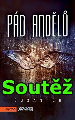Soutěž o knihu Susan Ee - Pád andělů