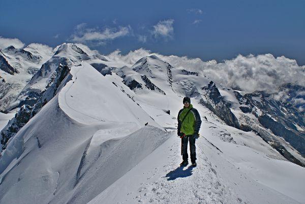 Cestovatelská přednáška - Dotek ledové krásy Alp