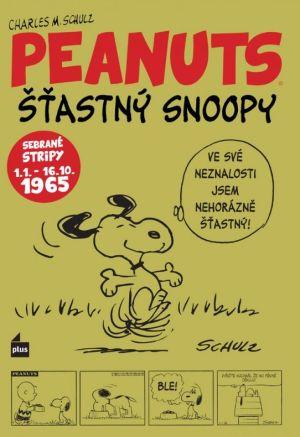 Knižní tip: Šťastný Snoopy - Sebrané stripy Peanuts