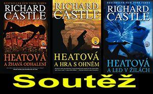 Soutěž o knihy z edice Castle