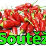 Soutěž o balíčky semínek chilli papriček II