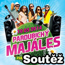 Soutěž o vstupenky na Majáles Pardubice 2014