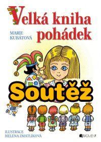 Soutěž o dětskou knihu Velká kniha pohádek