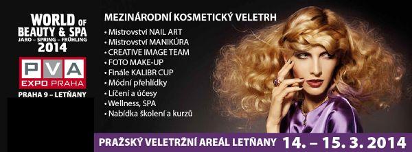 Jarní kosmetická inspirace pro krásu a pohodu v pražských Letňanech - WORLD OF BEAUTY & SPA