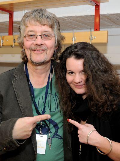 Don Airey & Anna Mašátová