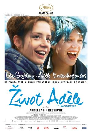 Filmový klub - Život Adéle