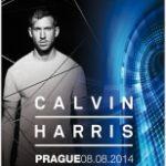 Calvin Harris na novém open airu v Praze