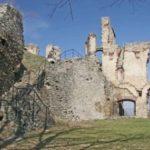 Navštivte krásné zříceniny hradů v okrese Chrudim