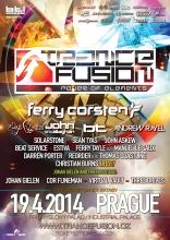 Hymna Trancefusion a výsledky European DJ Contest