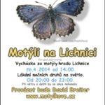 Motýli na Lichnici