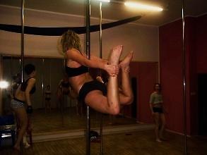 Lidé vnímají konečnou krásu tance, ale předchozí dřina je jim většinou ukryta, foto: M. Fílová