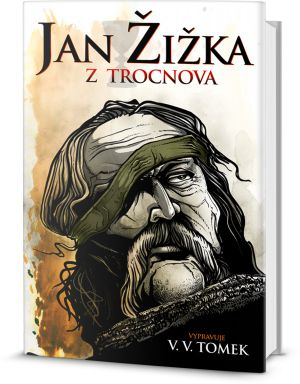Knižní tip - Jan Žižka z Trocnova
