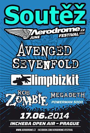 Soutěž o vstupenky na červnový Aerodrome Festival